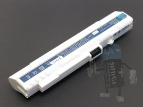 Batteria Notebook Acer One A110  / One A150 / BT.00607.041 / LC.BTP00.017  Colore BIANCO