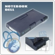 Batteria Notebook Dell Inspiron 2500 Series  / Latitude CP Series / Precision M40  etc..