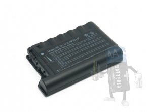 Batteria Notebook HP Compaq Evo N610 / 232633-001 / 229783-001 / 250848-B25 (8 Celle) 4400 mAh