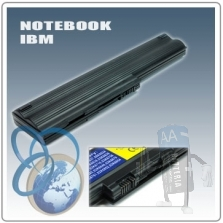 Batteria Notebook IBM ThinkPad X20 X21 X22 X23 X24 5200 mAh