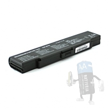 Batteria Notebook SONY VGN-S / VGN-SZ / VGN-FJ ( 6 Celle) 4400 mAh