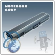 Batteria Notebook Sony PCGA-BP2S PCGA-BP2SA 11.1V