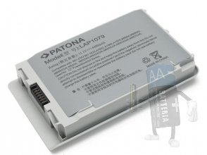 Batteria Ricaricabile per Apple PowerBook G4 12