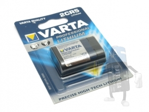 Batteria photo Varta 2CR5