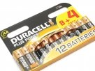 Batterie  AA Duracell MN 1500 Plus Power