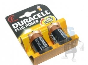 Batterie Duracell MN1400 Plus Power