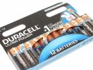 Duracell Ultra Power stilo AA 12 pezzi