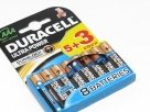 Duracell Ultra power AAA 8 Pezzi LR03, MX2400