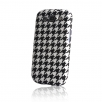Fashion case Pied de poule per  S5