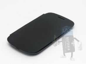 Flip Cover S3 Mini Nera I8190