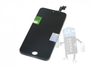 LCD Iphone 5S Nero, frontale