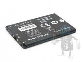 TliB5AD, batteria originale Alcatel one touch 995, CAB1500000C1