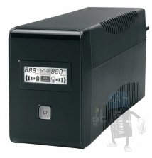 UPS Seltec 654D slim (made in italy)