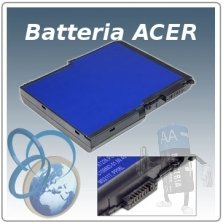 Batteria Notebook Acer BTP-44A3 / BTP-57A1 / CBI1054A / FH2 / MS2111 etc..